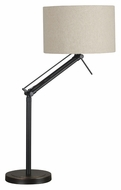 Kenroy Home 20122ORB Hydra Adjustable Arm Oil Rubbed Bronze Lighting Table Lamp
