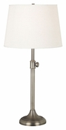 Kenroy Home 20954VB Tifton Transitional Style 26 Inch Tall Table Light - Vintage Brass