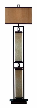 Kenroy Home 30742orb Plateau Transitional Style 61 Inch