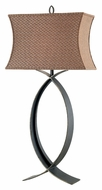Kenroy Home 30960OBZ Pisces Oxidized Bronze 32 Inch Tall Modern Table Lamp