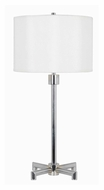 Kenroy Home 32154CH Rogue Chrome 29 Inch Tall Transitional Style Table Lighting