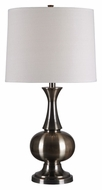 Kenroy Home 32201AB Harriet Antique Brass Finish 29 Inch Tall Table Light - Transitional