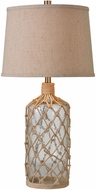 Kenroy Home 32816CLRR Captain Side Table Lamp