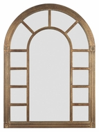 Kenroy Home 60014 Cathedral 38 Inch Tall Arched Home Mirror - Bronze