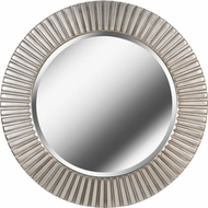 Kenroy Home 60021SIL North Beach Silver Mirror