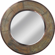 Kenroy Home 60087 Keene Contemporary Natural Slate Wall Mirror