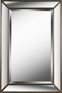 Kenroy Home 60233 Silvia Antique Wall Mirror