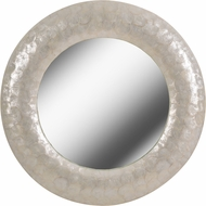 Kenroy Home 60243 Coquille Shell Wall Mounted Mirror