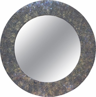 Kenroy Home 60279 Palacial Mixed Glass Mosaic Mirror
