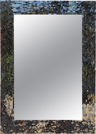 Kenroy Home 60281 Glorious Mixed Glass Mosaic Wall Mounted Mirror