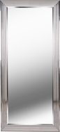 Kenroy Home 60318 Lyonesse Chrome Floor Mirror