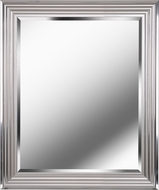 Kenroy Home 60319 Lyonesse Chrome Mirror