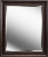 Kenroy Home 60325GB Amiens Bronze with Gold Highlight 40.8  Wall Mirror