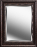 Kenroy Home 60326GB Amiens Bronze with Gold Highlight 34.5 Wall Mirror