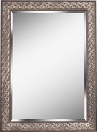 Kenroy Home 60331 Entwine Brown with Antique Gold 42.75 Wall Mirror