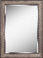 Kenroy Home 60331 Entwine Brown with Antique Gold Wall Mounted Mirror