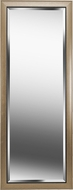 Kenroy Home 60354 Ellory Champagne and Black Wall Mirror