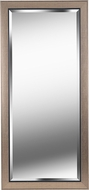 Kenroy Home 60357 Ellory Champagne and Black Wall Mirror