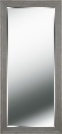 Kenroy Home 60377GRY Jerry Country Grey Wall Mirror