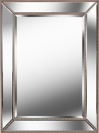 Kenroy Home 60417 Ridley Silver Mirror
