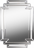 Kenroy Home 60422 Linas Contemporary Mirror Wall Mirror