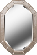 Kenroy Home 60434 Deidre Silver Wall Mounted Mirror