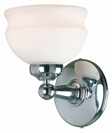 Kenroy Home 90521PN Shire Polished Nickel Finish Transitional Wall Lighting