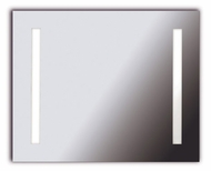 Kenroy Home 90831 Rifletta Wide Fluorescent Vanity Mirror