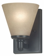 Kenroy Home 91751BP Tallow 8 Inch Tall Transitional Style Bronze Patina Lighting Sconce