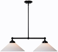 Kenroy Home 93246ORB Conical Oil Rubbed Bronze Island Lighting