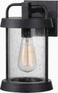 Kenroy Home 93400FGRPH Gavin Contemporary Forged Graphite Outdoor Light Sconce