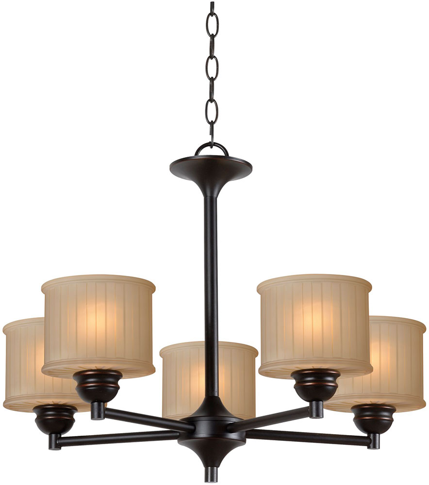 Kenroy home 93575orb barney oil rubbed bronze chandelier lighting loading zoom