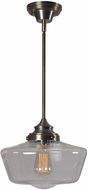 Kenroy Home 93661AGM Cambridge Aged Metal Drop Lighting