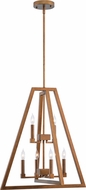 Kenroy Home 93814GLD Rhoda Contemporary Gold Foyer Lighting Fixture