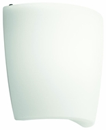Kichler 10689WH Minimalist Opal White Diffuser 8.75 Inch Tall Contemporary Sconce