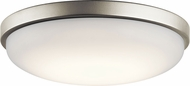 Kichler 10764NILED Brushed Nickel LED Ceiling Light Fixture