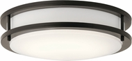 Kichler 10784OZLED Contemporary Olde Bronze LED Overhead Lighting