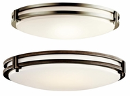 Kichler 10828 Large 24 Inch Diameter Modern Flush Lighting Fixture