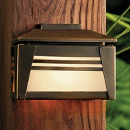 Kichler 15110oz Zen Garden Deck Light