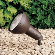 Kichler 15250AZT HID High Intensity Discharge Modern Textured Architectural Bronze Outdoor Landscape Lighting Design 120V Accent 1-Lt
