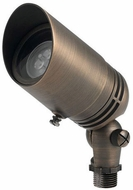 Kichler 15485CBR Modern Centennial Brass Exterior Landscaping Light MR16 Accent Fixed Socket