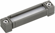 Kichler 16100GRY27 Landscape Modern Gray LED Outdoor 3.5  Landscape Light Fixture