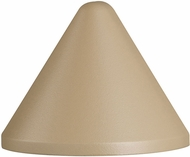 Kichler 16110SD27 Fundamentals Contemporary Sand LED Exterior 2700k Deck Light