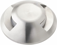 Kichler 16144SS Landscape Modern Stainless Steel Outdoor Mini All-Purpose 2-Way Top Accessory
