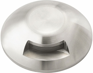 Kichler 16148SS Landscape Contemporary Stainless Steel Outdoor Mini All-Purpose 1-Way Top Accessory
