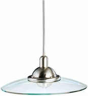Kichler 2640NI Galaxie Contemporary Brushed Nickel 22.25  Pendant Lighting