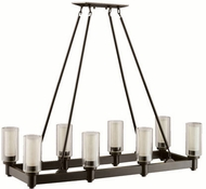 Kichler 2943OZ Circolo Modern Olde Bronze Kitchen Island Lighting