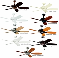 Kichler 300117 Canfield 3 Speed Pull Chain 52 Inch Home Ceiling Fan