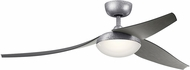 Kichler 310700WSP Contemporary Weathered Steel Powder Coat Driftwood 60 Ceiling Fan