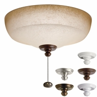 Kichler 338153MUL Fluorescent Ceiling Fan Light Fixture